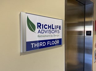 Indoor Wall Frames   Directional Signs