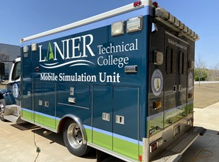 Vehicle Lettering & Graphics | Schools, Colleges & Universities | Gainesville, GA | Vinyl