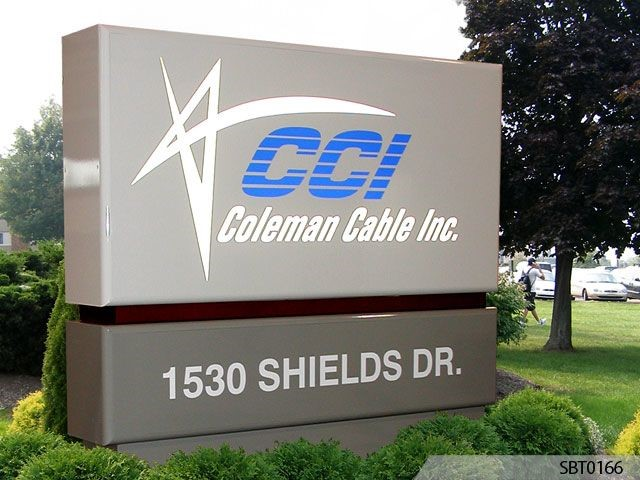 Custom Monument Signs Signs By Tomorrow Aluminum Hdu